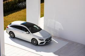 Ver foto 11 de Mercedes CLA Shooting Brake AMG Line (X118) 2019
