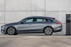 Mercedes Clase CLA Cla Shooting Brake 250e 8g-dct