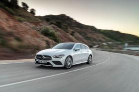 Ver foto 19 de Mercedes CLA Shooting Brake AMG Line (X118) 2019