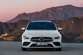 Ver foto 1 de Mercedes CLA Shooting Brake AMG Line (X118) 2019