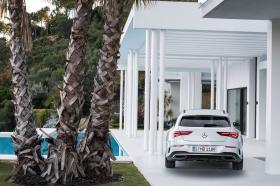 Ver foto 9 de Mercedes CLA Shooting Brake AMG Line (X118) 2019