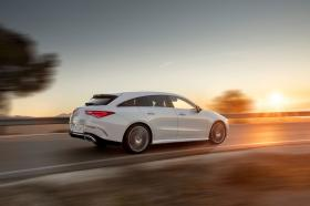 Ver foto 16 de Mercedes CLA Shooting Brake AMG Line (X118) 2019