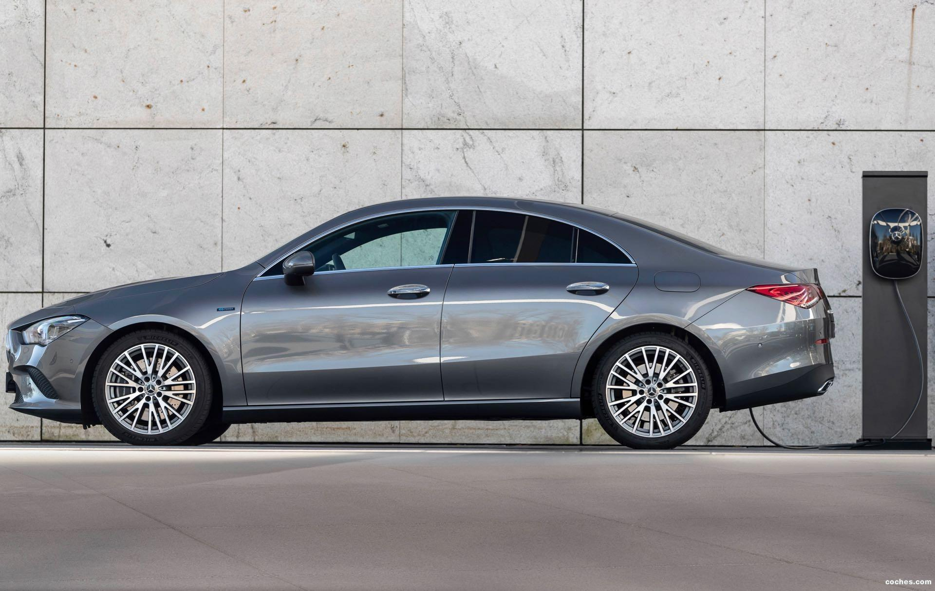 Foto 0 de Mercedes CLA 250 e (C118) 2020