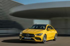 Ver foto 4 de Mercedes AMG CLA 35 4MATIC (C118)  2019