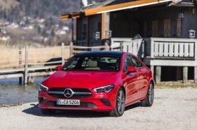 Ver foto 5 de Mercedes CLA 200 (BR 118) 2019