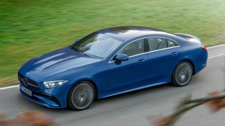 Mercedes Clase CLS Cls 200d Aut.