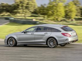 Ver foto 6 de Mercedes CLS Shooting Brake 63 AMG X218 2014