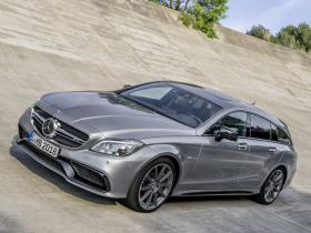 Ver foto 12 de Mercedes CLS Shooting Brake 63 AMG X218 2014