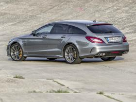 Ver foto 3 de Mercedes CLS Shooting Brake 63 AMG X218 2014