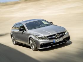 Ver foto 4 de Mercedes CLS Shooting Brake 63 AMG X218 2014