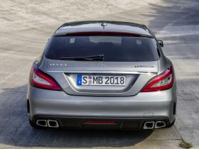 Ver foto 13 de Mercedes CLS Shooting Brake 63 AMG X218 2014
