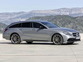 Ver foto 17 de Mercedes CLS Shooting Brake 63 AMG X218 2014