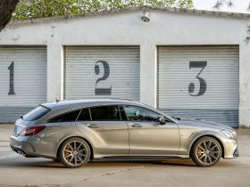 Ver foto 2 de Mercedes CLS Shooting Brake 63 AMG X218 2014