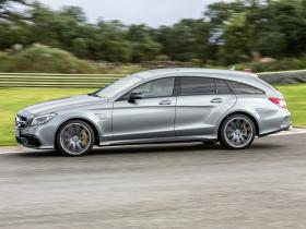 Ver foto 15 de Mercedes CLS Shooting Brake 63 AMG X218 2014