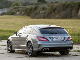 Ver foto 5 de Mercedes CLS Shooting Brake 63 AMG X218 2014