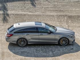 Ver foto 11 de Mercedes CLS Shooting Brake 63 AMG X218 2014