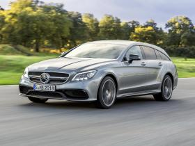 Ver foto 18 de Mercedes CLS Shooting Brake 63 AMG X218 2014