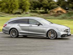 Ver foto 19 de Mercedes CLS Shooting Brake 63 AMG X218 2014