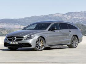 Ver foto 16 de Mercedes CLS Shooting Brake 63 AMG X218 2014