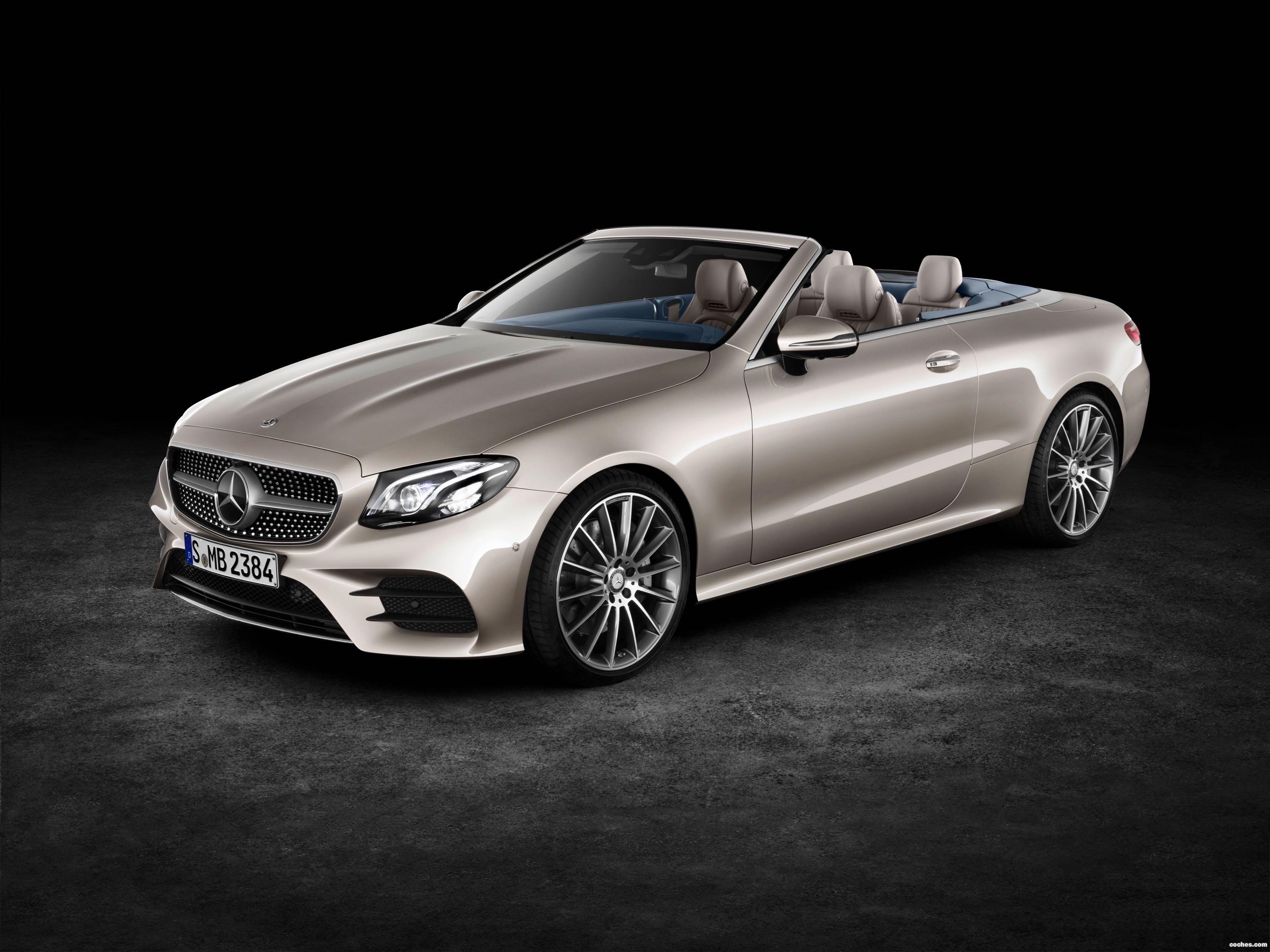Foto 0 de Mercedes Clase E Cabrio AMG Line 2017