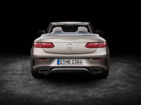 Ver foto 2 de Mercedes Clase E Cabrio AMG Line 2017