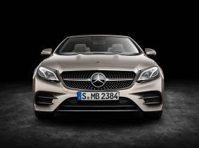 Ver foto 8 de Mercedes Clase E Cabrio AMG Line 2017