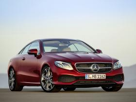 Fotos de Mercedes Clase E Coupe