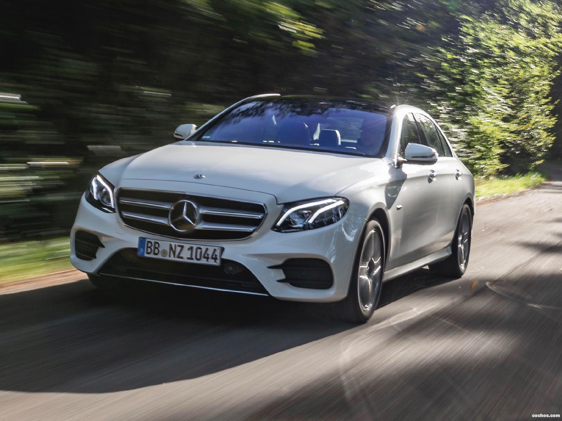 Foto 0 de Mercedes Clase E 300 de 2019