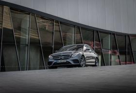 Ver foto 2 de Mercedes Clase E 300e AMG Line 2018