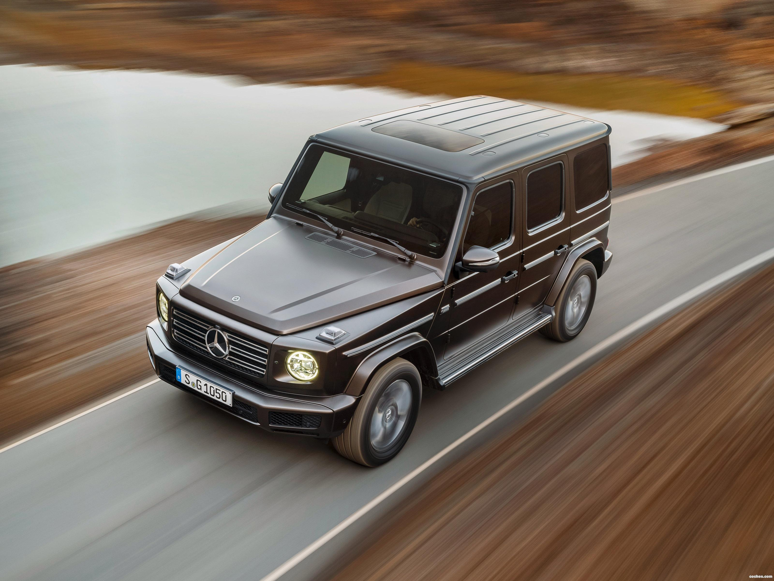 Foto 13 de Mercedes Clase G G 500 W464 2018