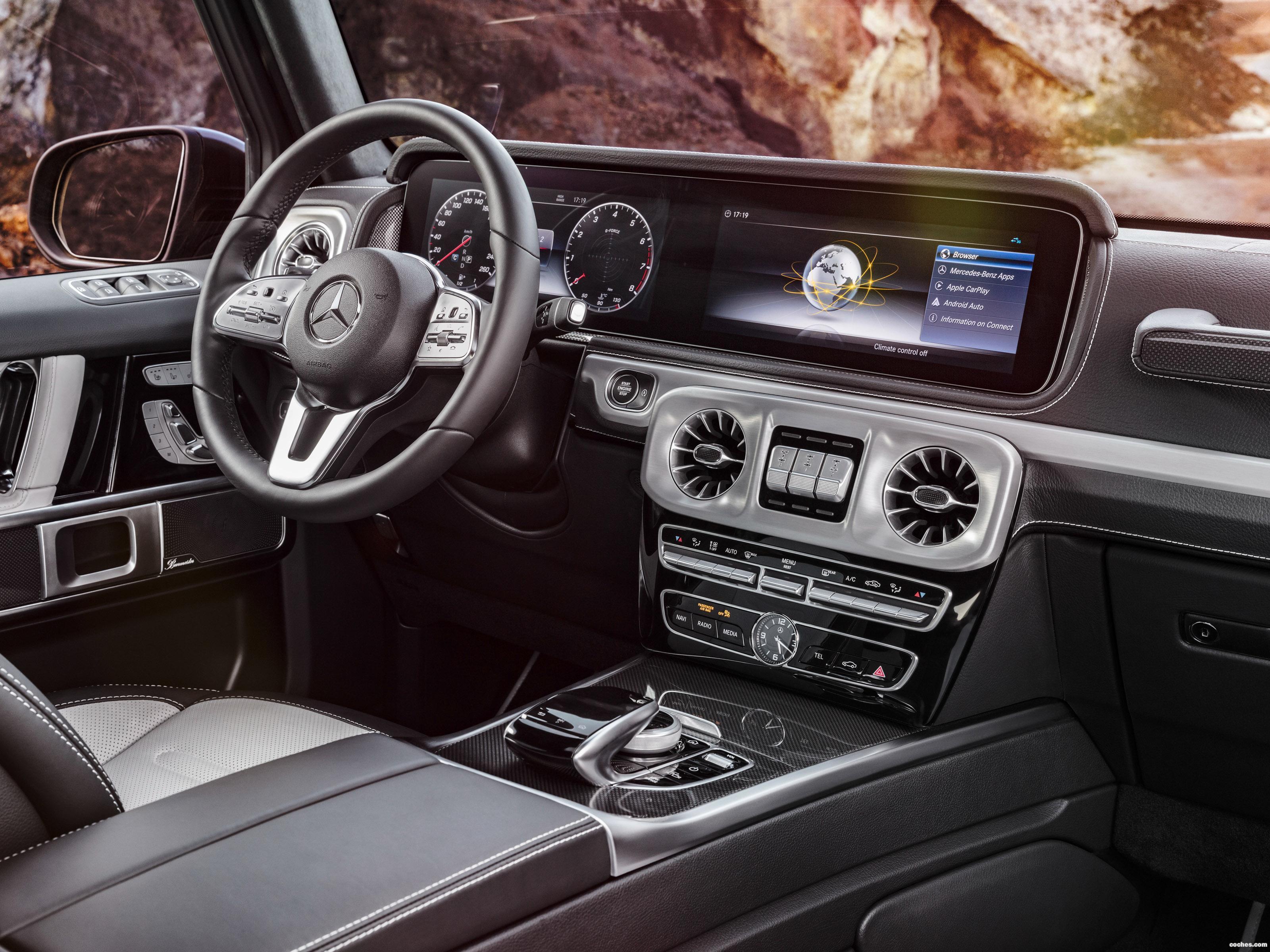 Foto 1 de Mercedes Clase G G 500 W464 2018