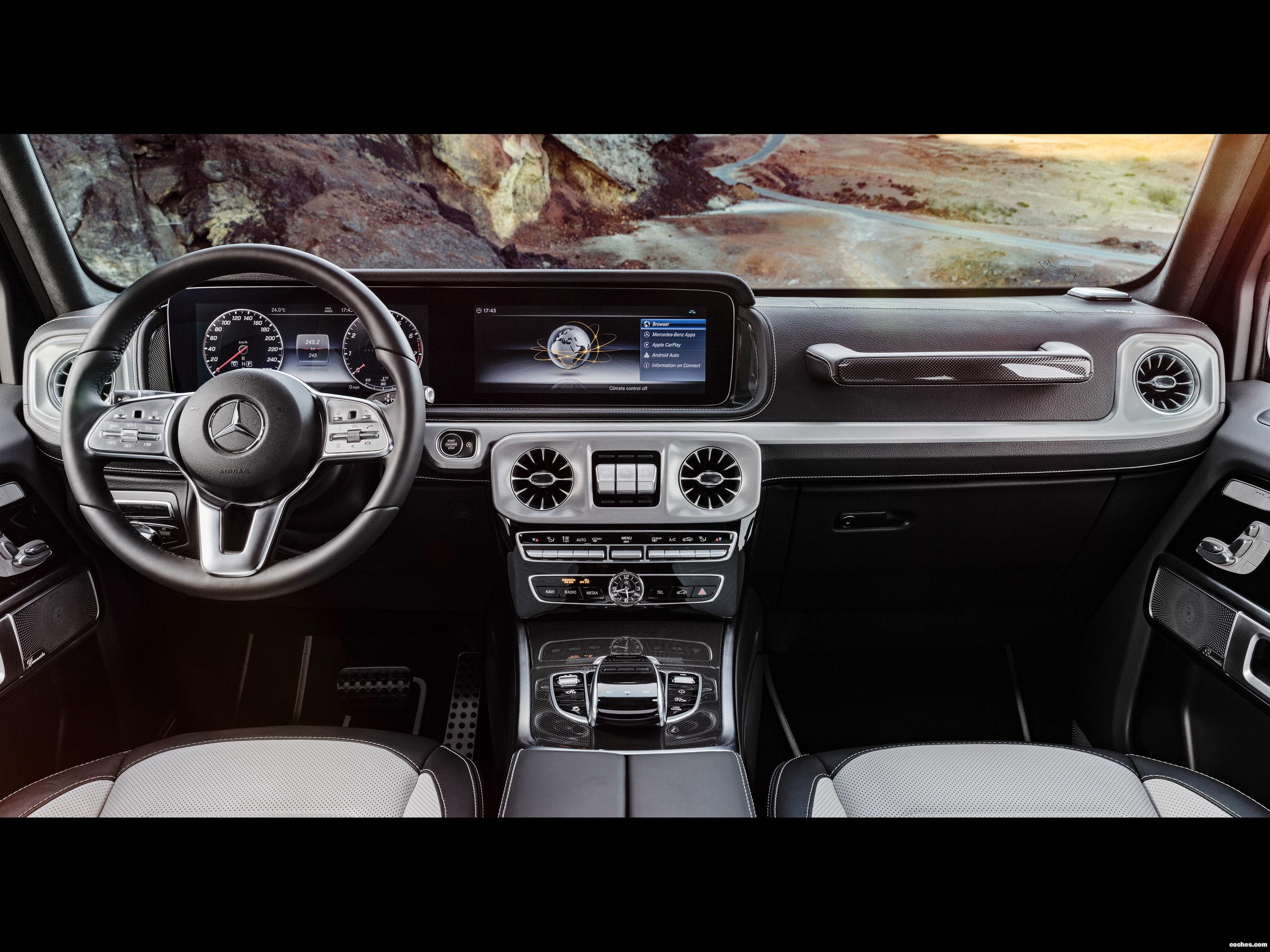 Foto 0 de Mercedes Clase G G 500 W464 2018
