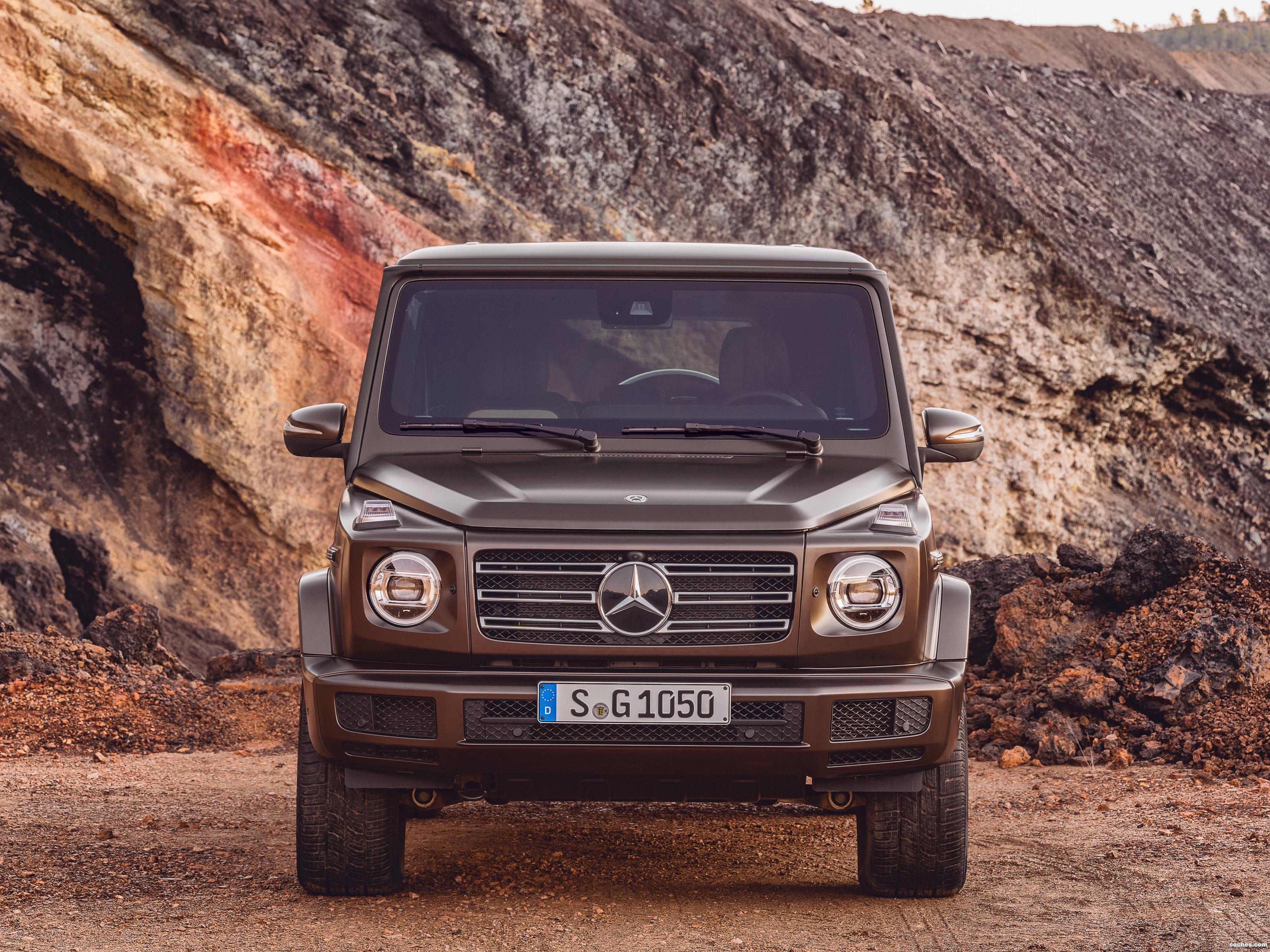 Foto 32 de Mercedes Clase G G 500 W464 2018