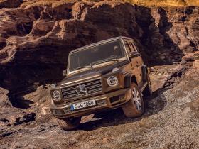 Ver foto 31 de Mercedes Clase G G 500 W464 2018