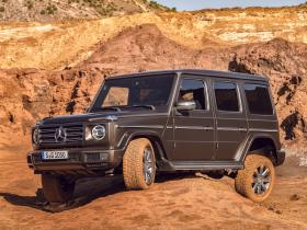 Mercedes Clase G G 500 4matic 9g-tronic