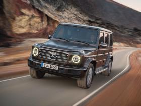Ver foto 11 de Mercedes Clase G G 500 W464 2018