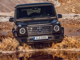 Ver foto 26 de Mercedes Clase G G 500 W464 2018