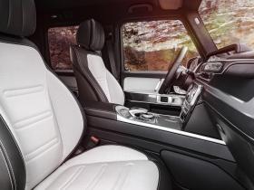 Ver foto 6 de Mercedes Clase G G 500 W464 2018