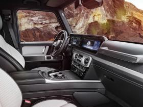 Ver foto 3 de Mercedes Clase G G 500 W464 2018