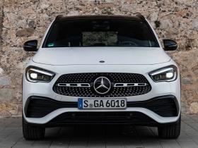 Ver foto 5 de Mercedes Clase GLA 250 4MATIC AMG Line 2020