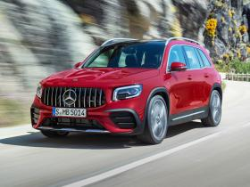 Fotos de Mercedes AMG GLB 35 4MATIC 2020