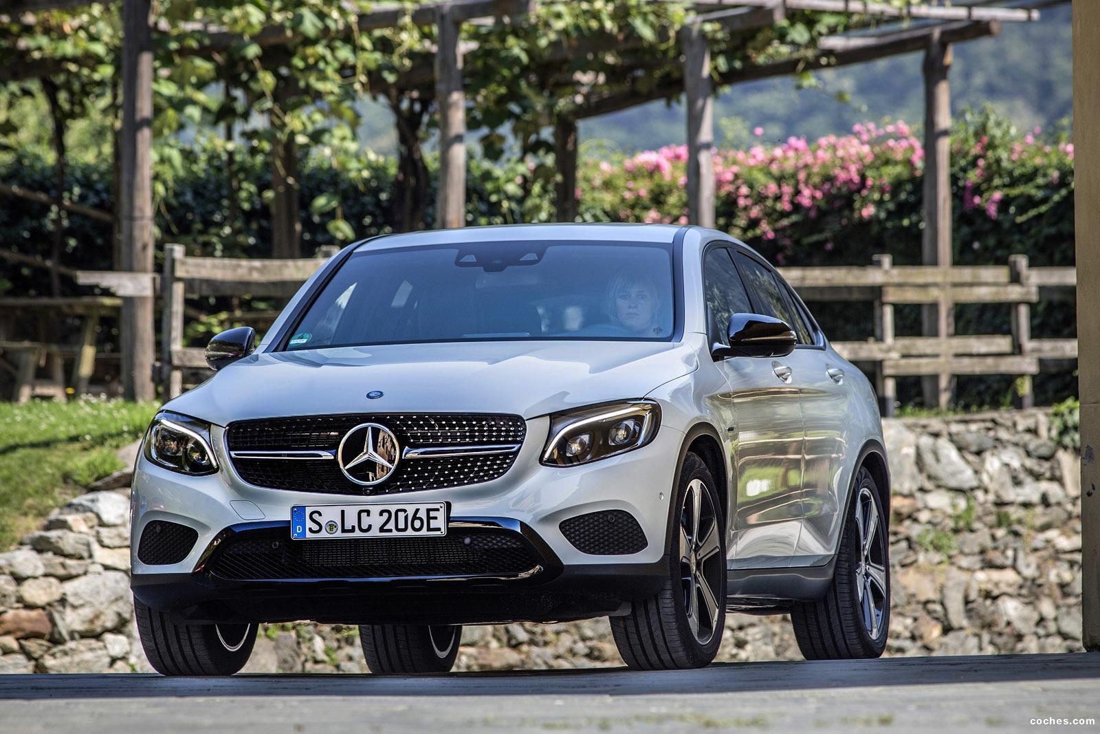 Foto 0 de Mercedes CLC Coupe 350 e 2017