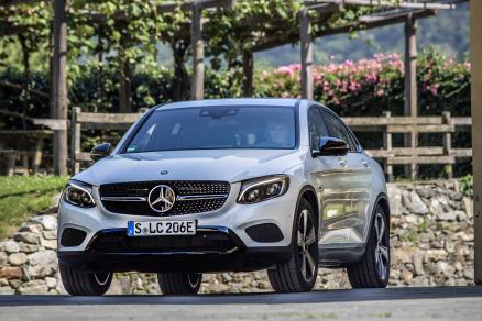 Mercedes Clase Glc Glc Coupé 350 E 4matic