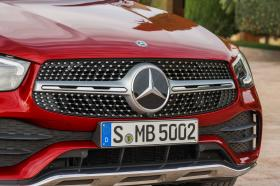 Ver foto 30 de Mercedes GLC Coupé 300 4MATIC AMG Line 2019