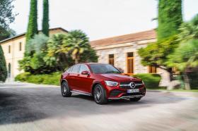 Ver foto 23 de Mercedes GLC Coupé 300 4MATIC AMG Line 2019