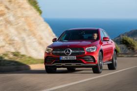 Ver foto 20 de Mercedes GLC Coupé 300 4MATIC AMG Line 2019