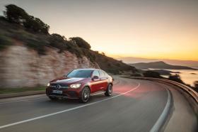 Ver foto 13 de Mercedes GLC Coupé 300 4MATIC AMG Line 2019