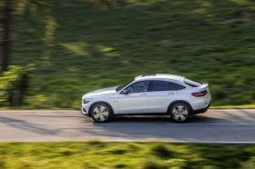 Ver foto 17 de Mercedes CLC Coupe 350 e 2017
