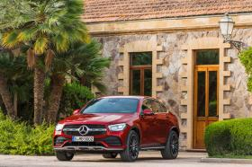 Ver foto 26 de Mercedes GLC Coupé 300 4MATIC AMG Line 2019