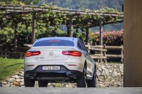 Ver foto 8 de Mercedes CLC Coupe 350 e 2017